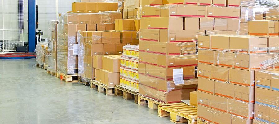 K&M Handling, Lagerhandling, Luftfracht, Airfreight, Nürnberg, Verpackung, Paletten, NUE